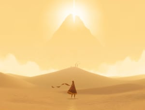 Journey, Thatgamecompany ©