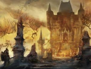 Lothric Castle - Dark Souls III, FromSoftware ©