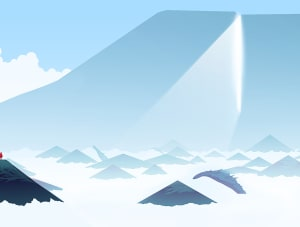 Mountain in the Sky, Thatgamecompany ©