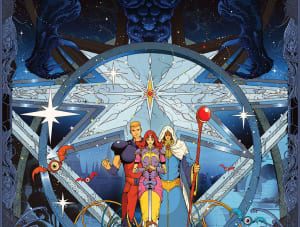 Phantasy Star, SEGA, Cook & Becker ©