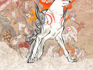 Seeking the Celestial Brush Gods - Okami,  ©