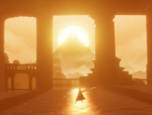 Shadows of a Lost Civilization, Thatgamecompany ©