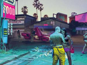 Street Life - Cyberpunk 2077, CD Projekt Red ©