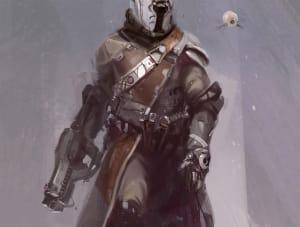 The Warlock - Destiny, Bungie ©