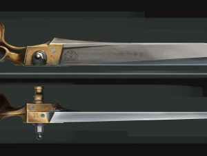 Thug Weapon - Dishonored 2, Bethesda Softworks ©
