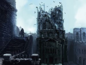 Blighttown & Tower of Crows - Dark Souls,  ©