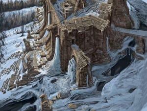 Windhelm - Skyrim, Bethesda Softworks ©