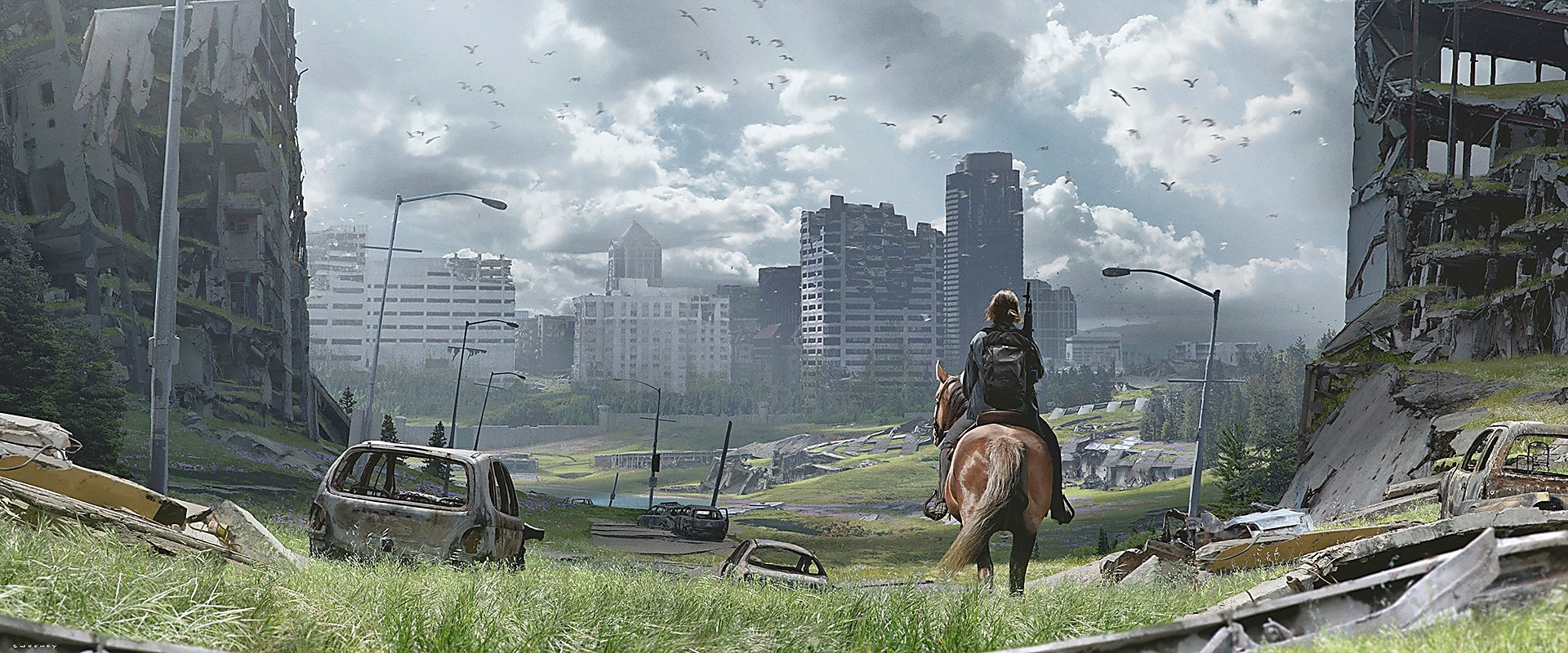 New The Last of Us Part II Concept Art Revealed