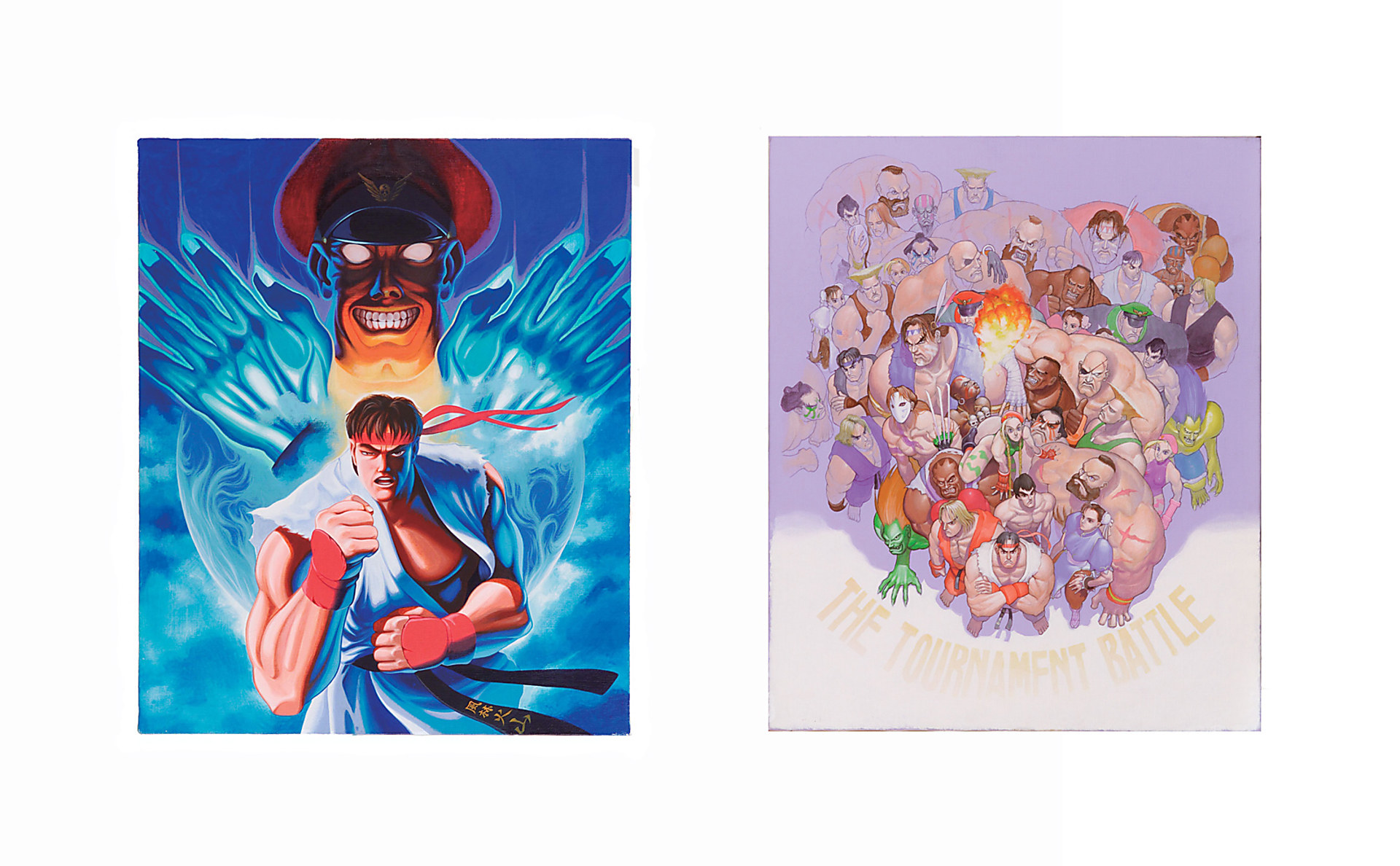 Artwork Street Fighter Ii Super Street Fighter Ii Posters