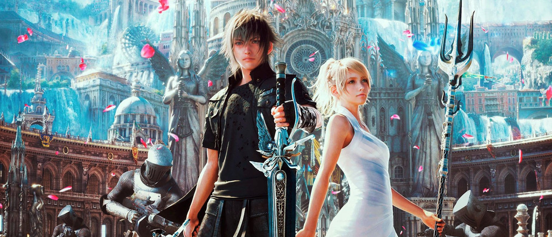 Fusing Magic and Realism. The Art of Final Fantasy XV
