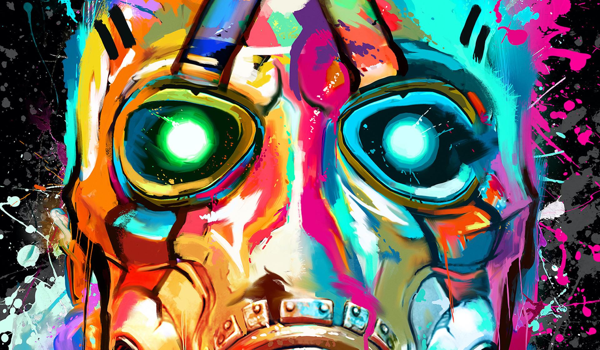 Graffiti Psycho Bandit (detail)