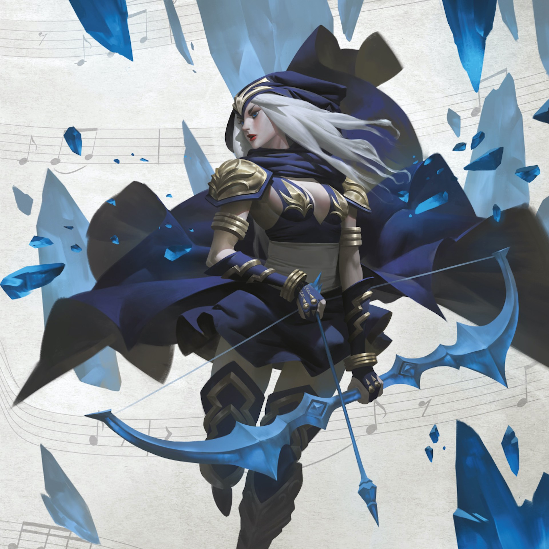 Ashe 10th Anniversary portrait