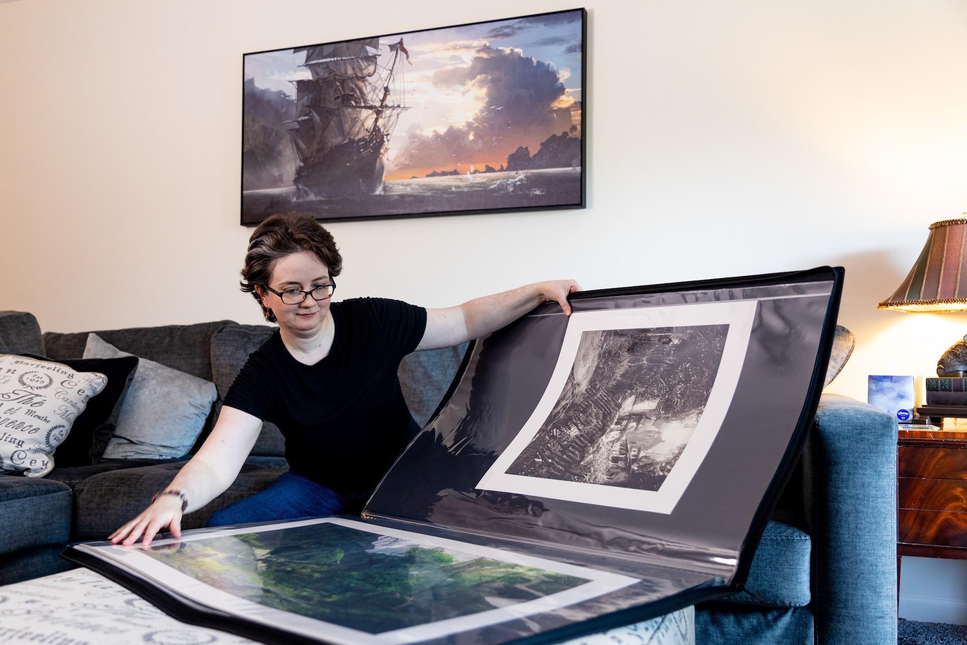 Ontmoet de verzamelaars: Sarah Todd