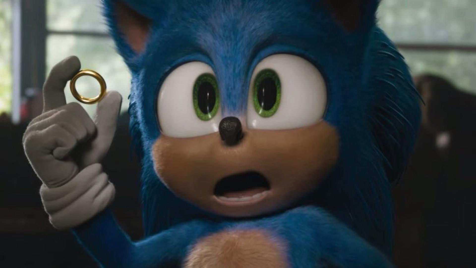 Sonic, refurbished (Paramount)