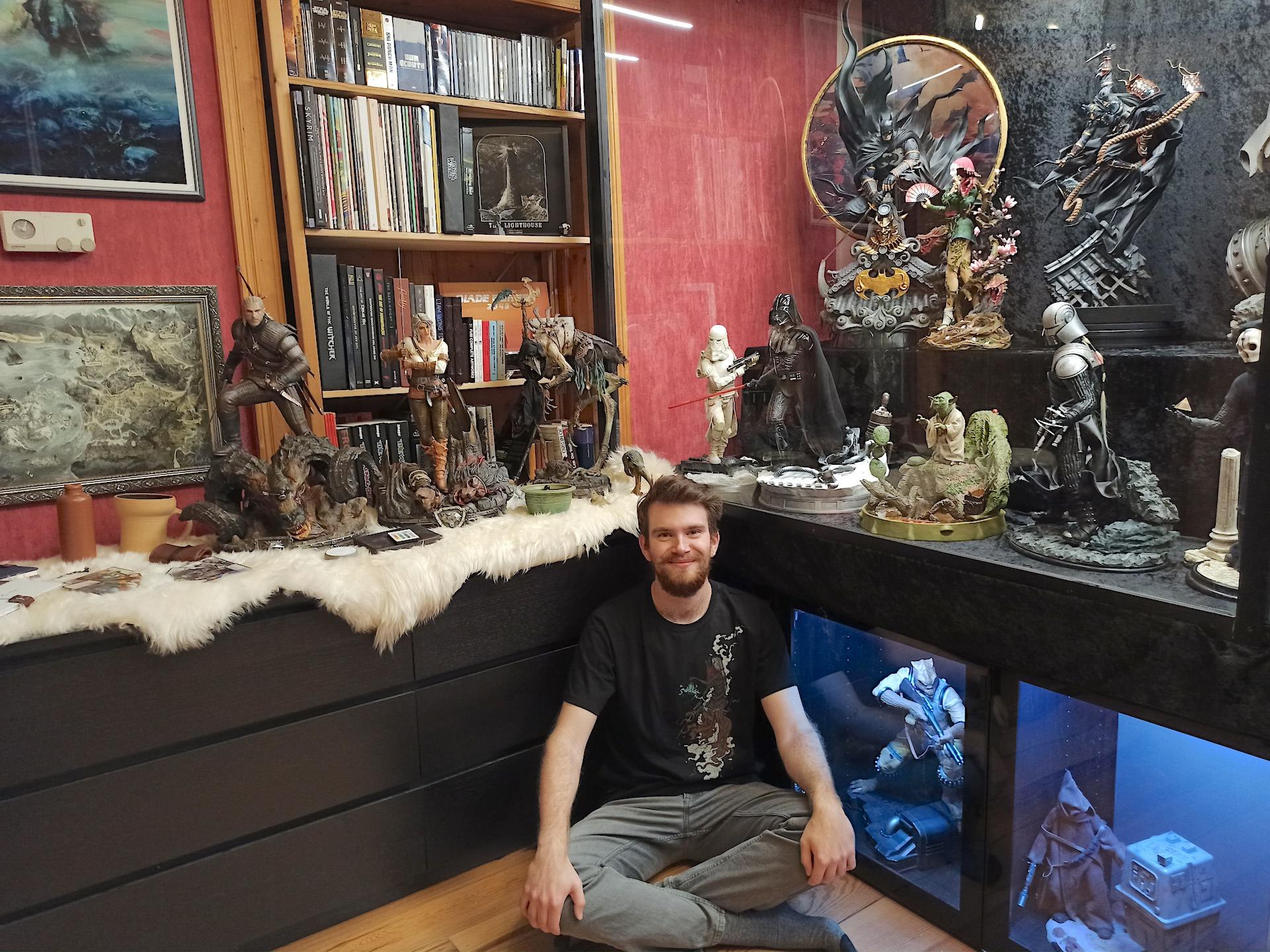 Ontmoet de verzamelaars: David Gutnik