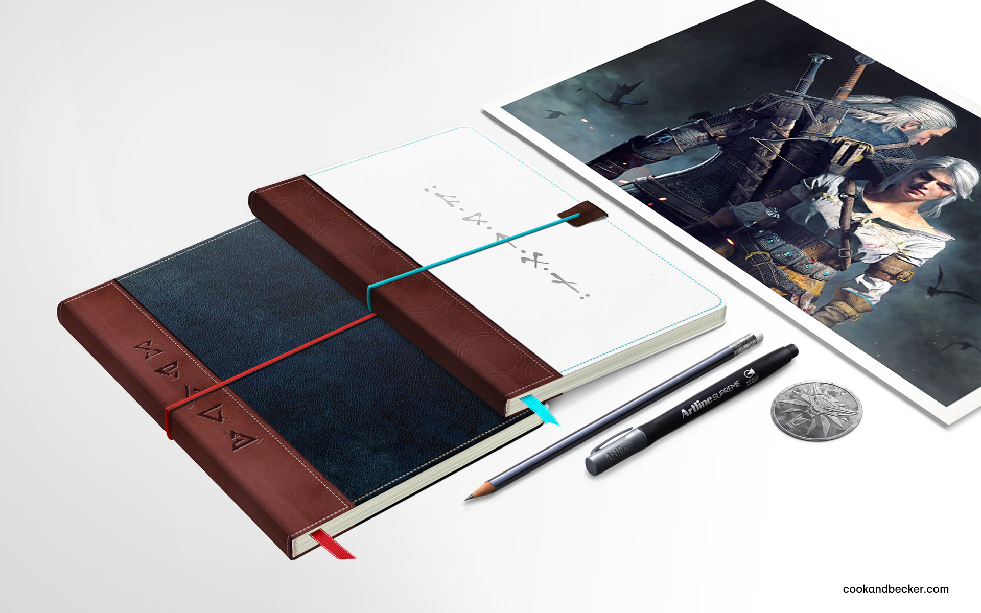 The Best Videogame Notebooks And Stationary