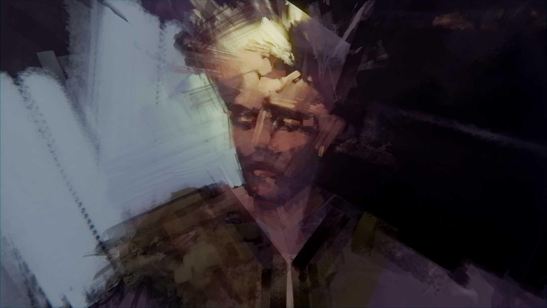 Self Portrait - Dreams