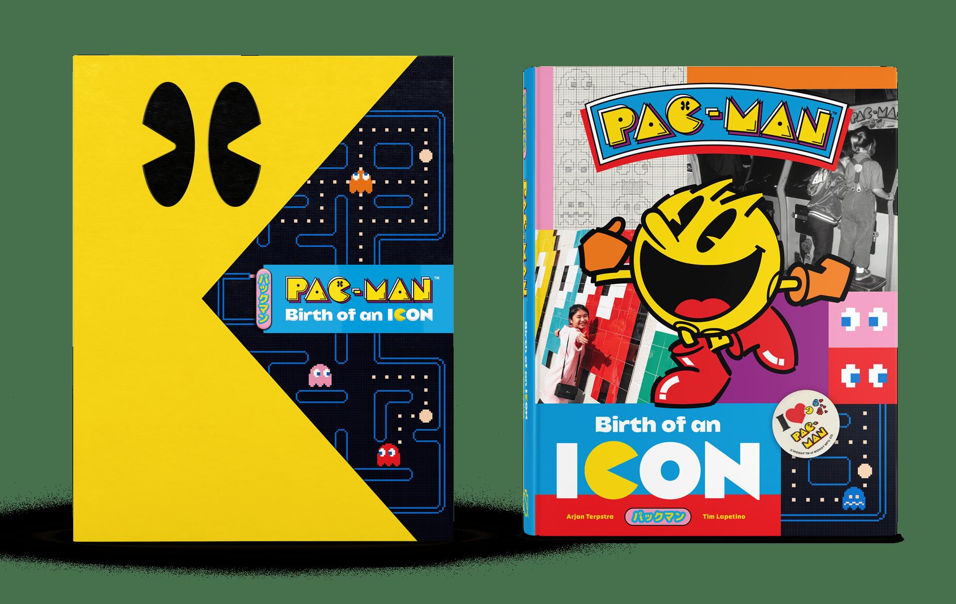 Das offizielle JubiläumBuch PAC-MAN: Birth of an Icon