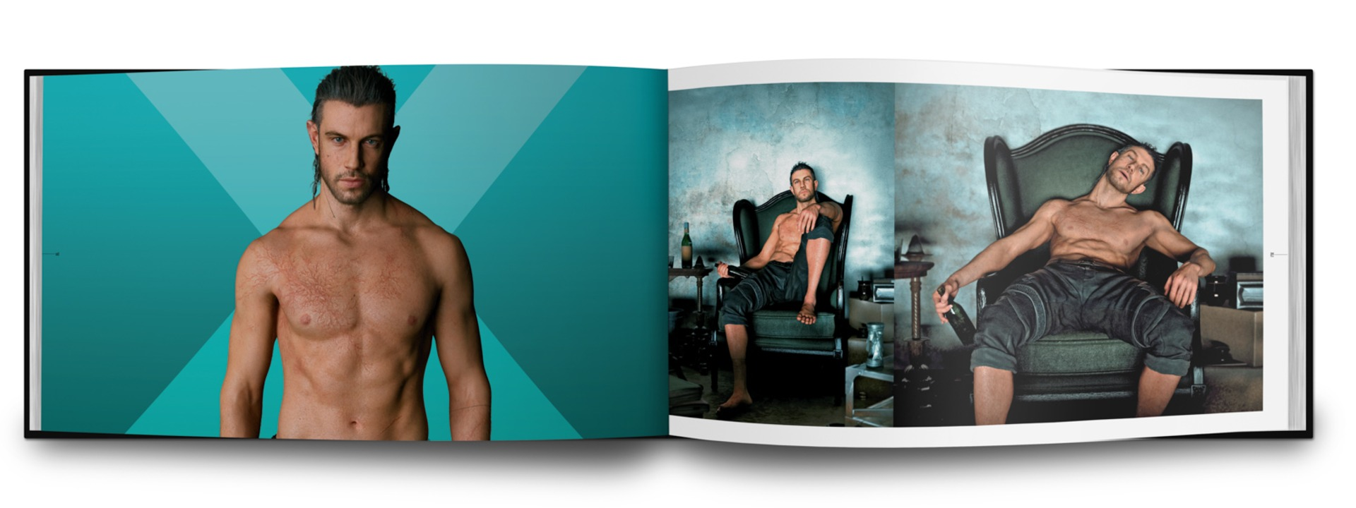 FFXV book interior 8