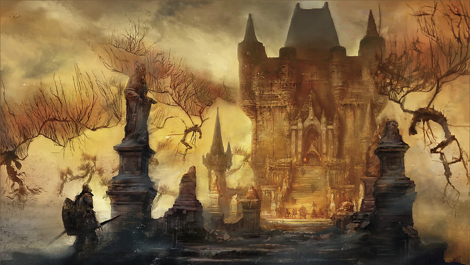 Lothric Castle