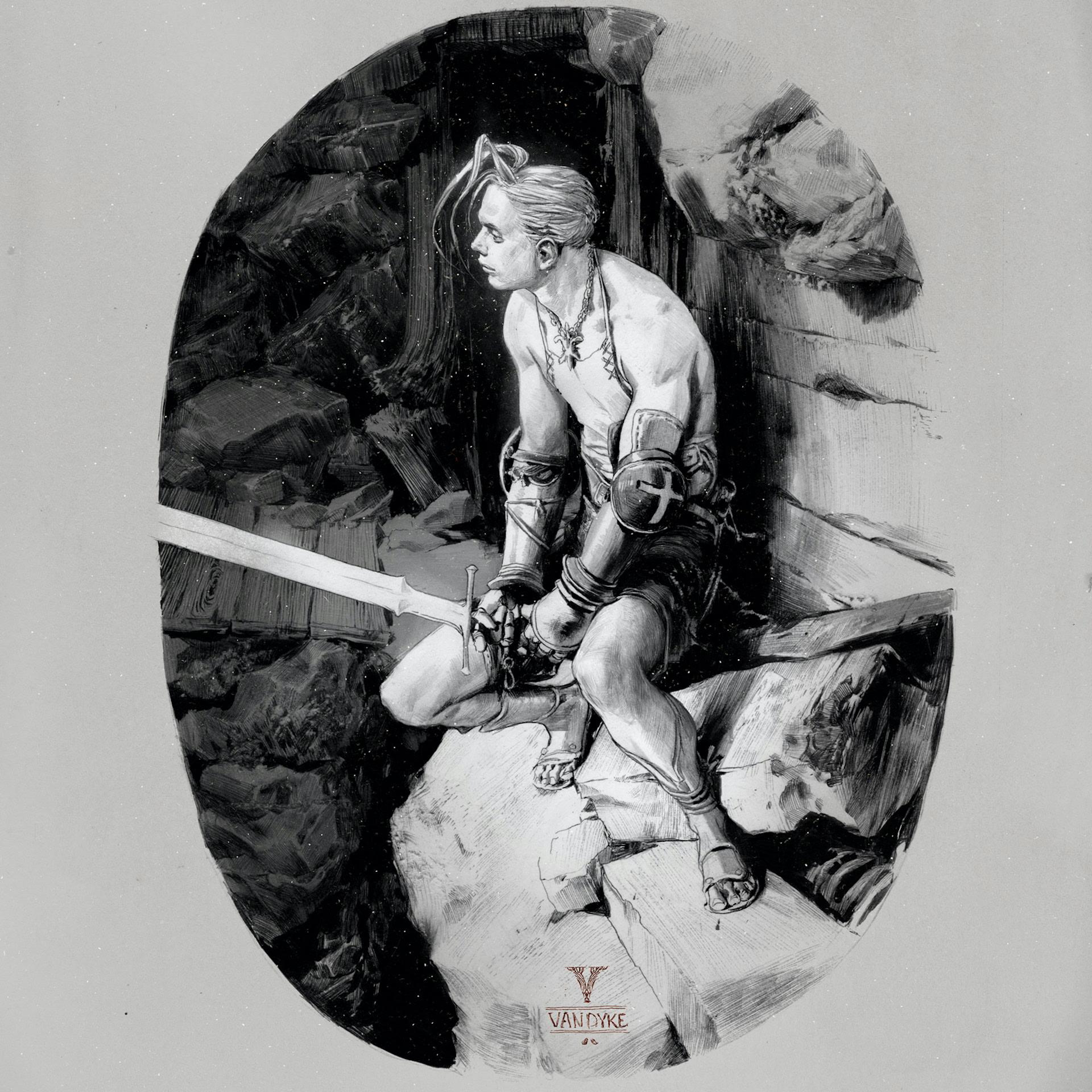 Vagrant (Geirrod van Dyke)