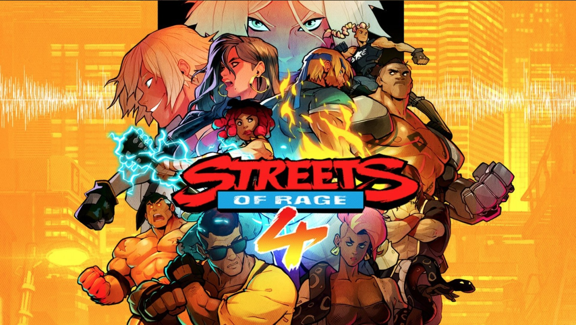 Streets of Rage: Alive and Kicking