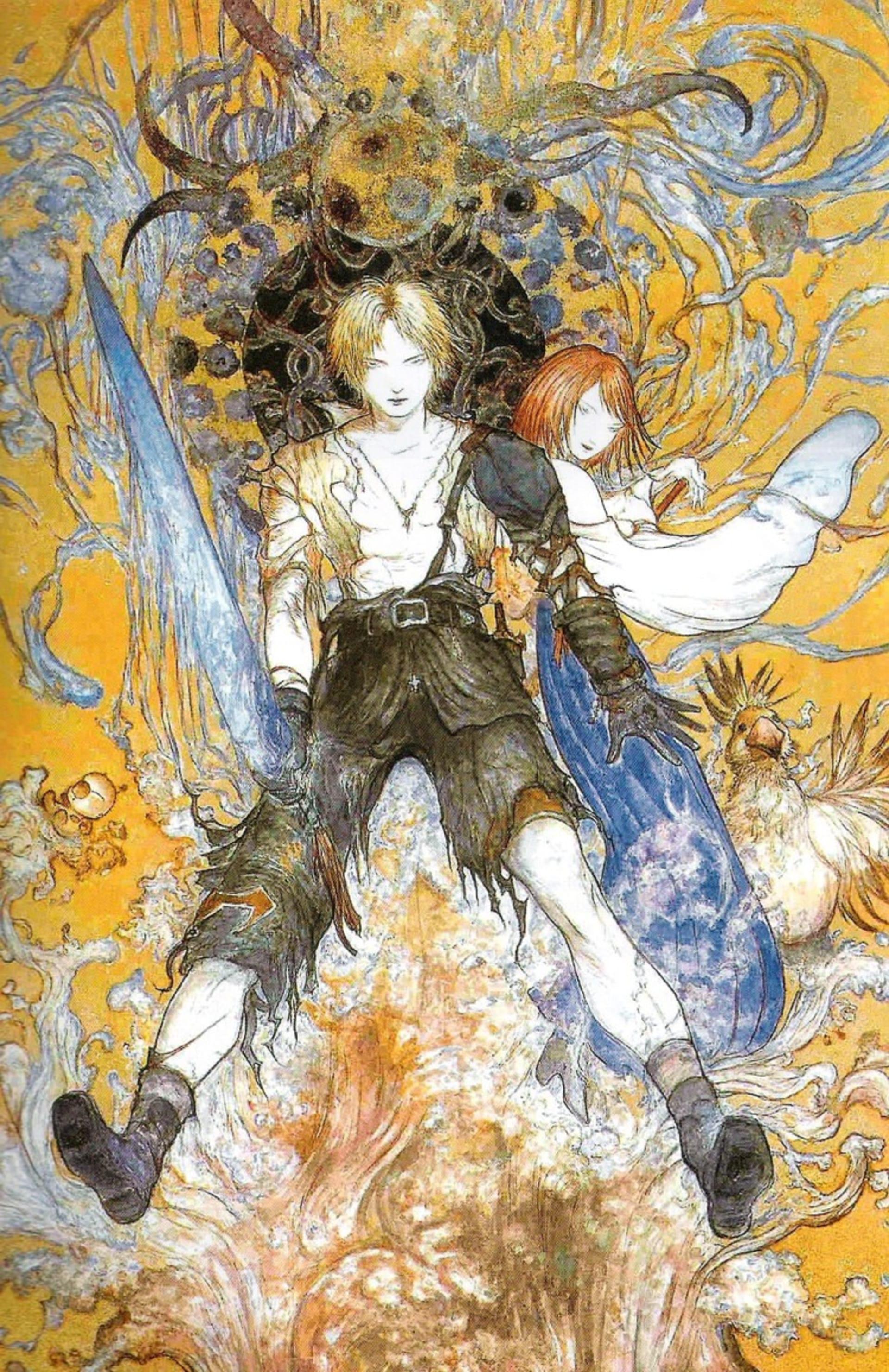 Final Fantasy X, Amano (Kotaku)