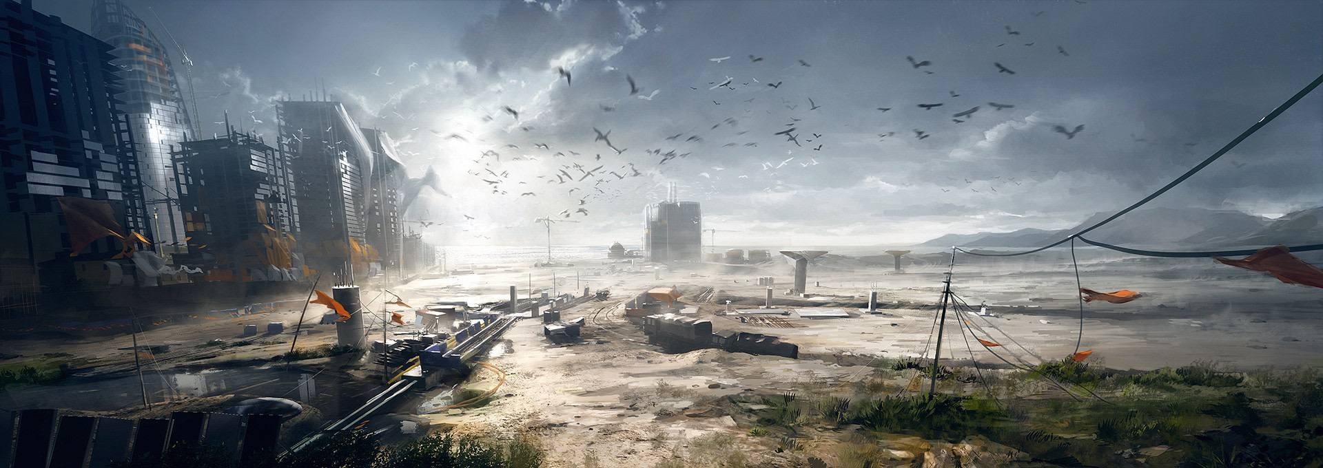 Official Battlefield 4 Concept Art