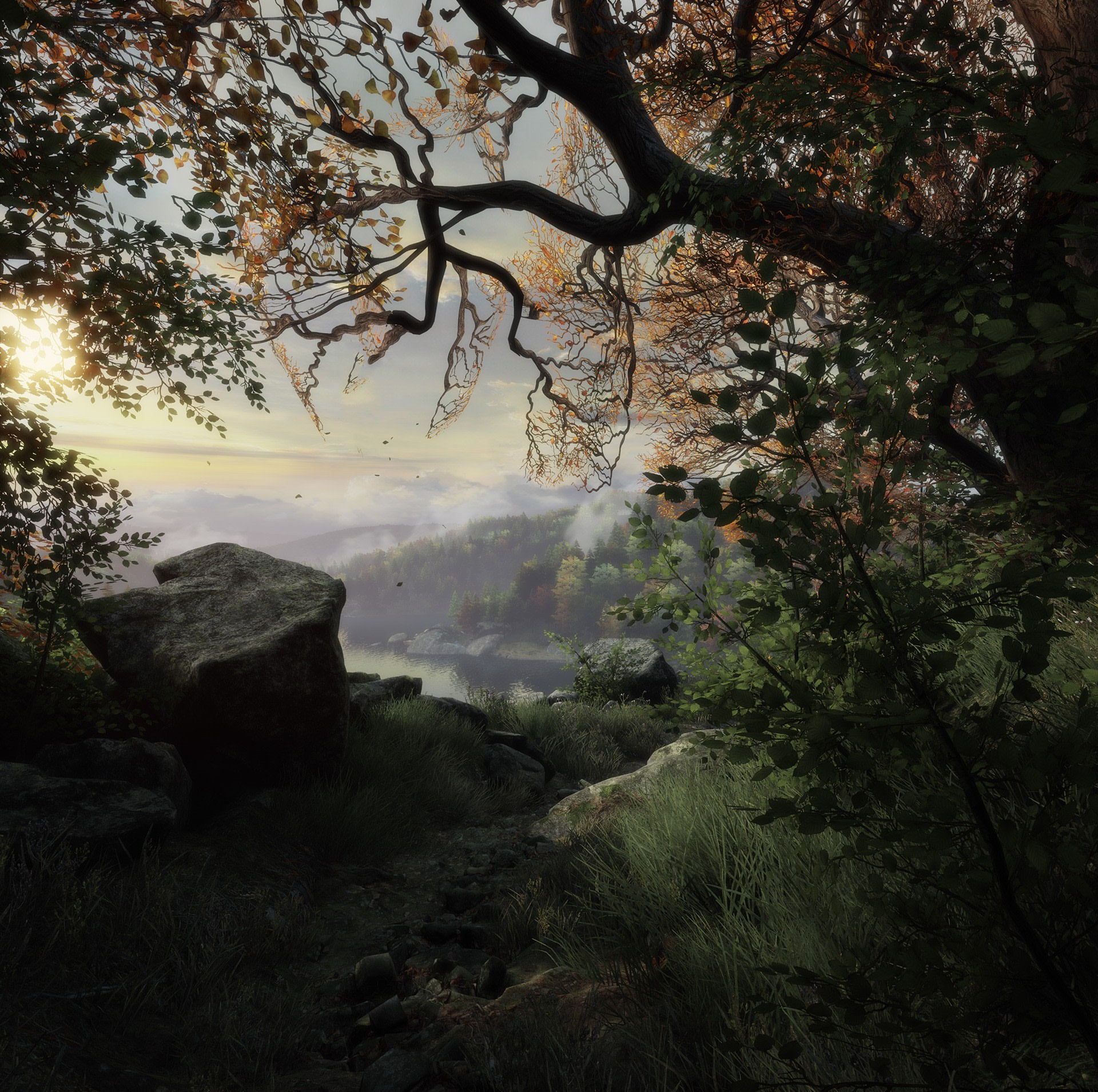 The Vanishing of Ethan Carter Prints