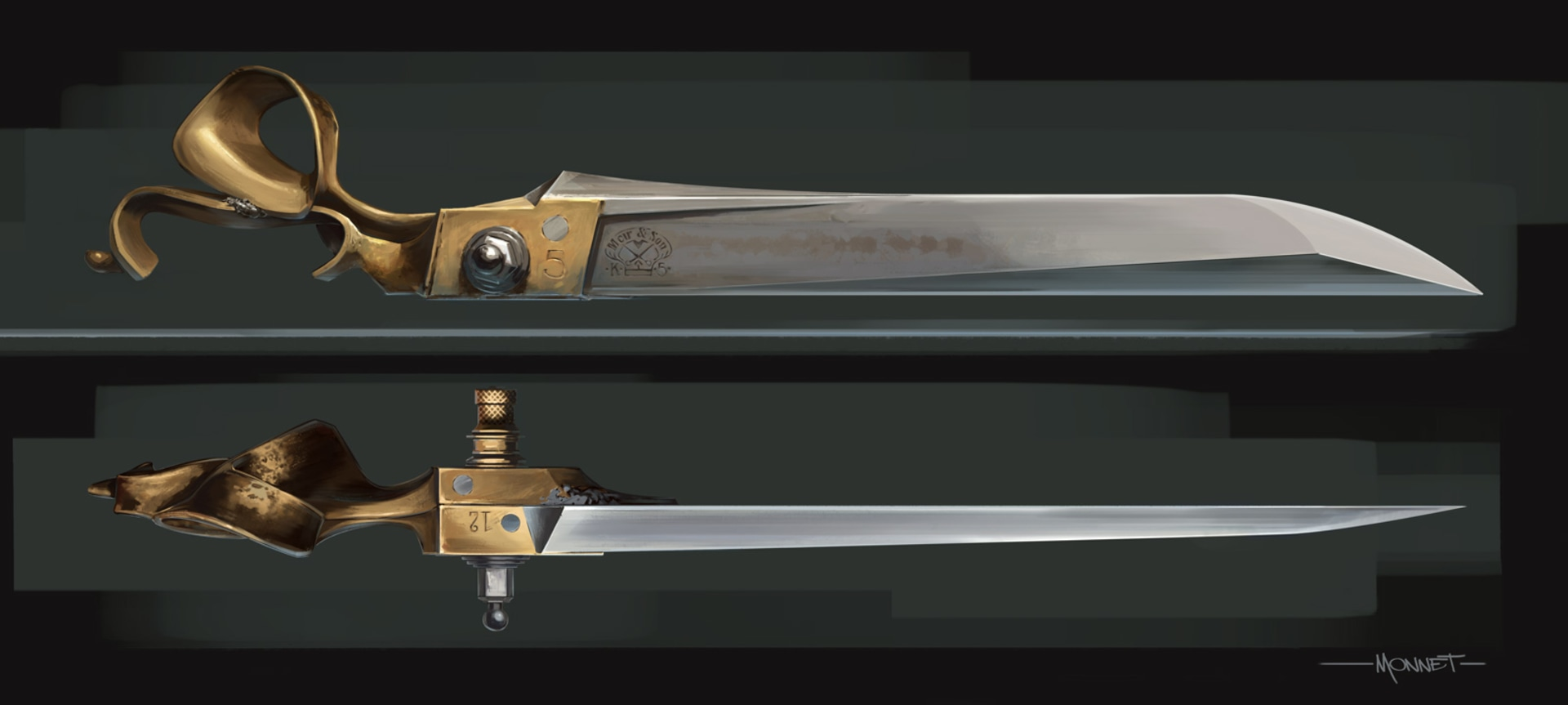 Thug Weapon - Dishonored 2