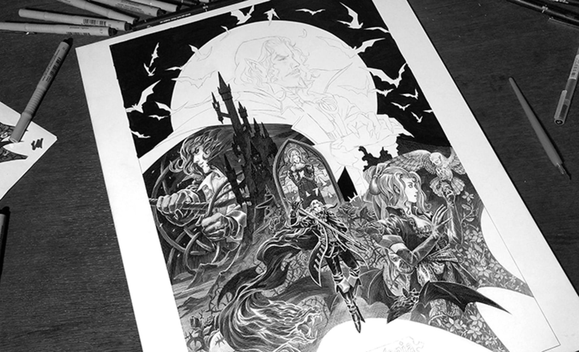 Interview mit dem Künstler Nicolas Delort