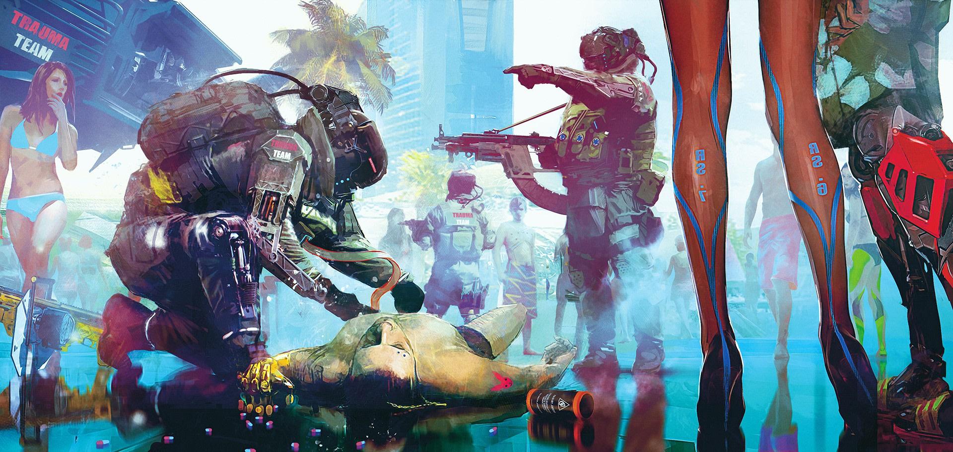 The Dystopian Future of Cyberpunk