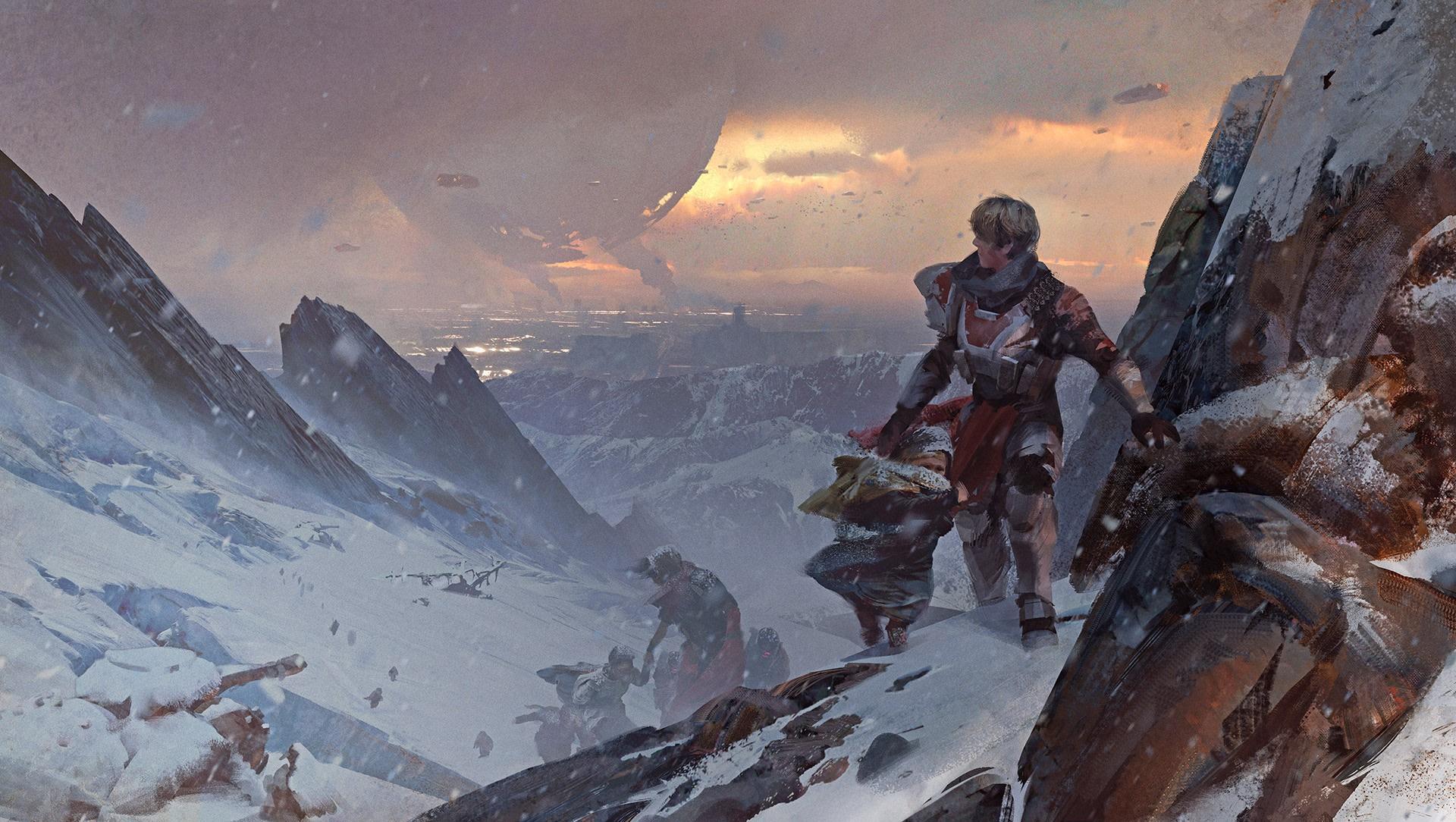 Destiny 2 Fine Art Print Info