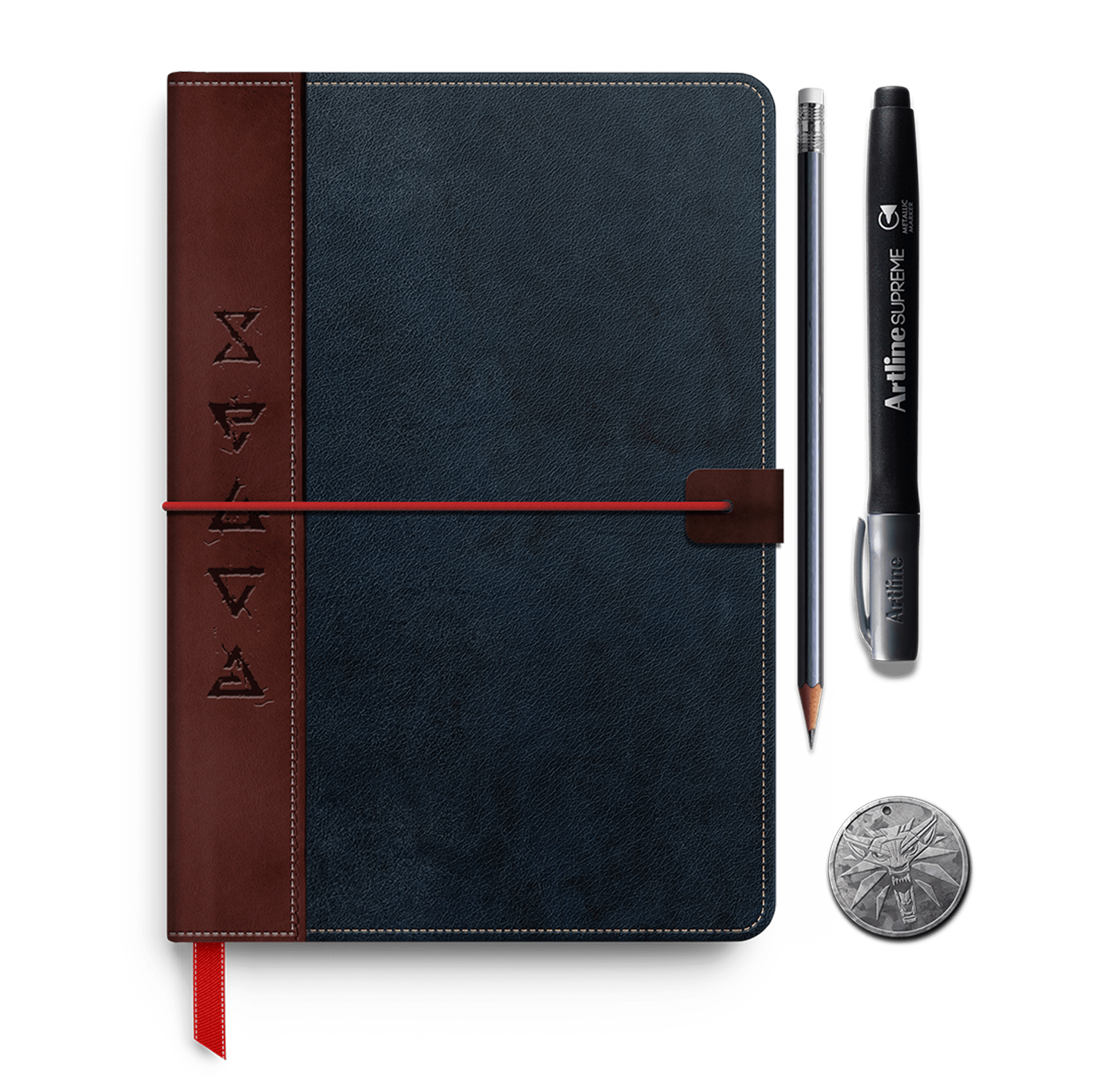 Artwork The Witcher Notebook | The Witcher 3 | CD Projekt Red