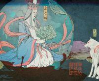 Amaterasu and Himiko - Okami