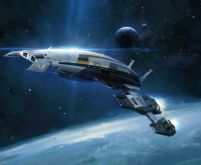 Normandy - Mass Effect