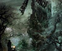 Forbidden Woods - Bloodborne
