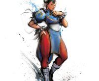 Chun-Li Street Fighter IV