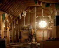 Drake\'s Attic - Uncharted 4