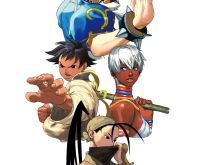 Girls of Street Fighter III:3rd Strike