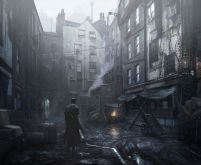 Whitechapel Courtyard - The Order: 1886