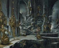 Dwemer Ruins - Skyrim