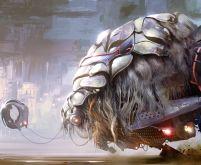 Techno-Organic Beast (TOBy)