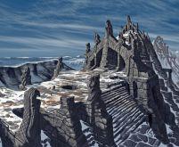 Nordic Temple - Skyrim