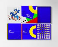 Sonic The Hedgehog 25th Anniversary Art Book - Collector\'s Edition