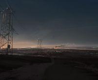 Sunrise in Suez