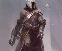 The Warlock - Destiny