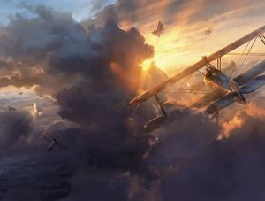 Air superiority - Battlefield 1, DICE ©