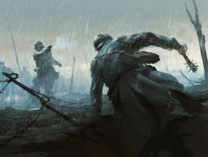 Melee - Battlefield 1, DICE ©