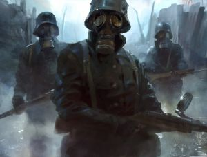 Trench Soldiers - Battlefield 1, DICE ©